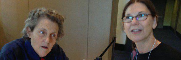 I Meet Temple Grandin