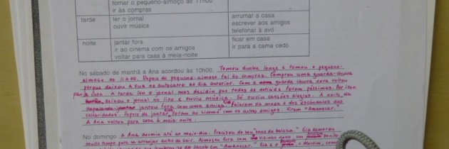 Language Lessons, Part 3: Ana and Martim