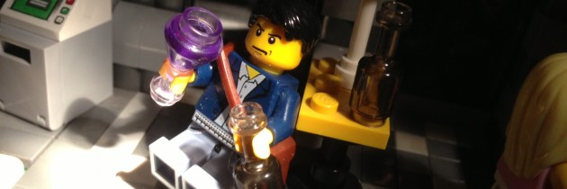 Complicating the Minifig: Layered Narrative