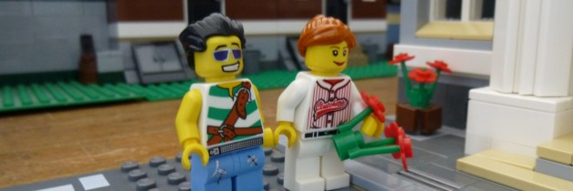 Minifigs: Character, Personality, and Action