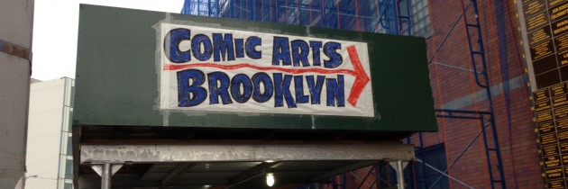 Riding the Graphic Novel Wave at Comic Arts Brooklyn