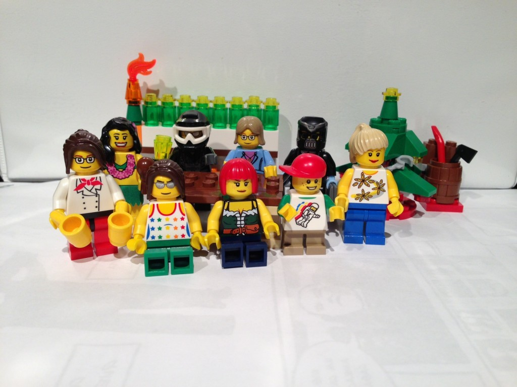 As Hanukkah 2013 ends, Lego Daft Punk, Mumfield & Daughers, and the little boy who nearly burned his house down would like to wish you a Happy Holiday Season.