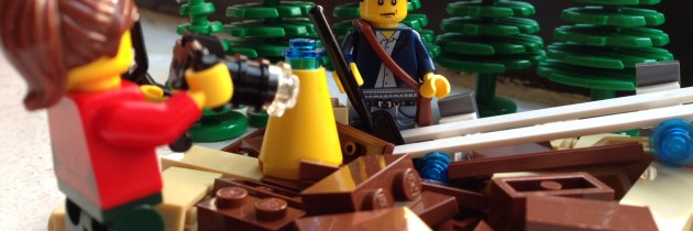 J Is for Juvenile: The Chris Christie Scandals in LEGO