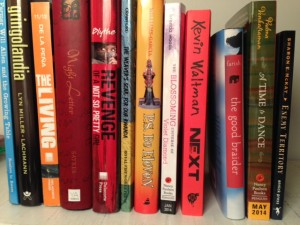 Multicultural children's and young adult books from both small and large publishers share space on my shelf. They're all good, and they all get along.