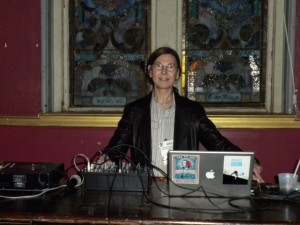 In January 2010, I DJ'ed a REFORMA fundraiser at the ALA Midwinter meeting in Boston.