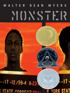 Published in 1999, Monster won the first-ever Michael L. Printz Award, given to outstanding books for teen readers.