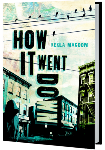 The shooting of a Black teenager is the subject of Kekla Magoon's forthcoming How It Went Down.