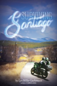 Surviving Santiago by Lyn Miller Lachmann -- Cover image
