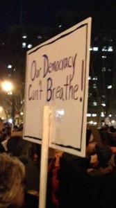 DemocracyCantBreathe