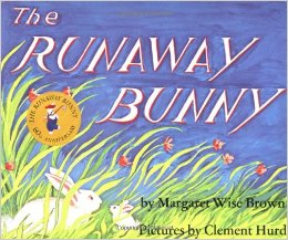 We're the Runaway Bunny parents because we seem to follow our daughter wherever she goes.