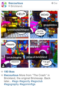 The runaway car in Brickland claimed several victims, including sigfig Lyn.