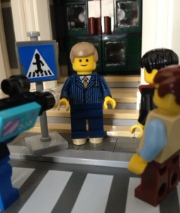 """In commenting on the tragedy that befell sigfig Lyn, New York City mayor Bill de Blasio offered to help Brickland with his """"Vision Zero"""" program to reduce car-pedestrian accidents."""