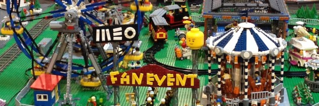 The 2015 Lego Fan Event in Lisbon