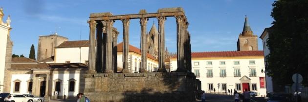 A Visit to Evora