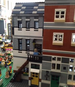 The rear of the Deli MOC. Who is Ma Mumfield visiting?
