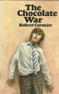 An older edition of The Chocolate War.