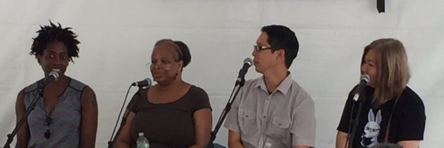 Taking Chances, Writing Outside Walls: Diverse Authors at the 2017 Brooklyn Book Festival