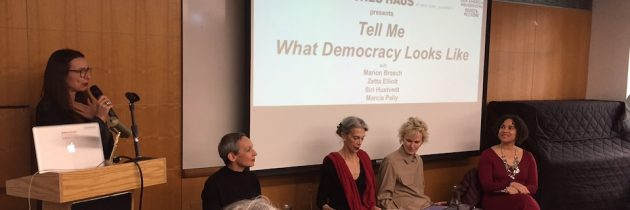 """PEN World Voices Festival 2018: """"Tell Me What Democracy Looks Like"""""""