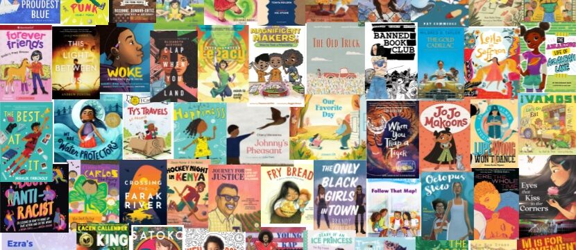 Despite Challenges, the 2021 We Are Kid Lit Summer Reading List is Here!